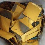 含金廢料回收